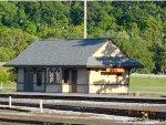 The Everett Railroads Hollidaysburg Station